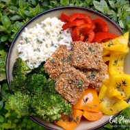 Entrees | Vegan Recipes - Crispy Baked Tofu | Eat Plants 4 Life