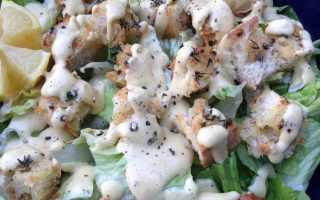 Salad Dressing Purgatory: Creamy Vegan Caesar Dressing 7