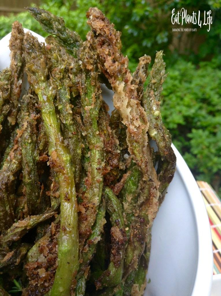Lemon-Pepper Battered Asparagus Fries 2