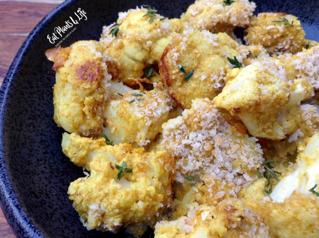 Cauliflower Mac n' Cheese 3
