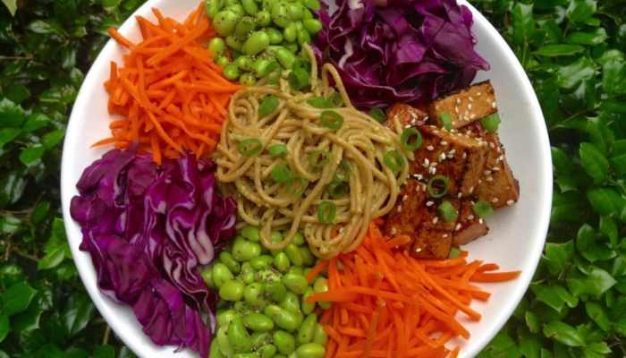 A Meal Prep Idea: Buddha Bowls