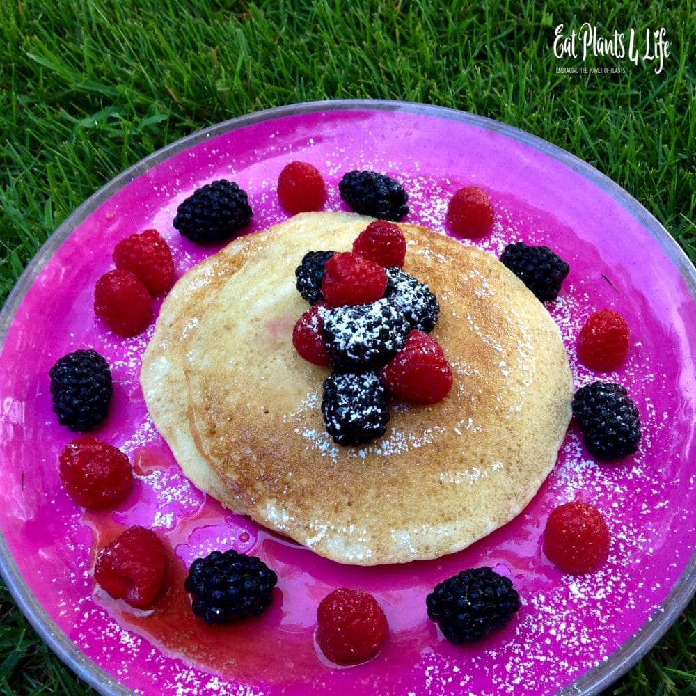 Best Vegan Pancakes 2