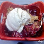 berry apple crisp 12