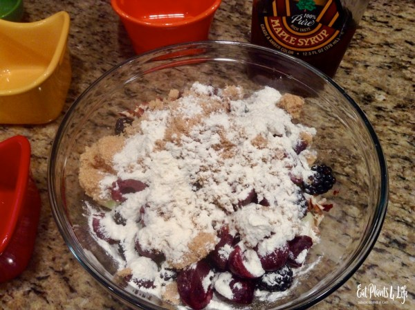berry apple crisp 8