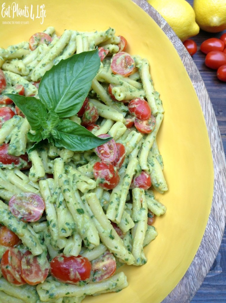 Creamy Avocado Pesto 5