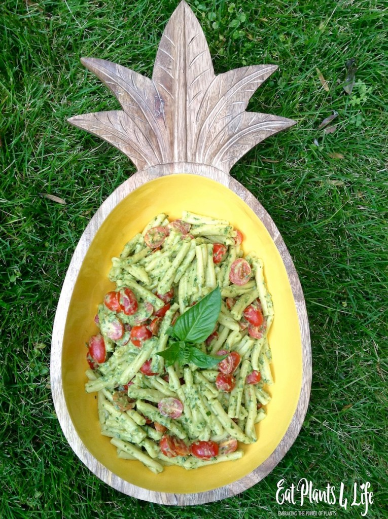 Creamy Avocado Pesto 3