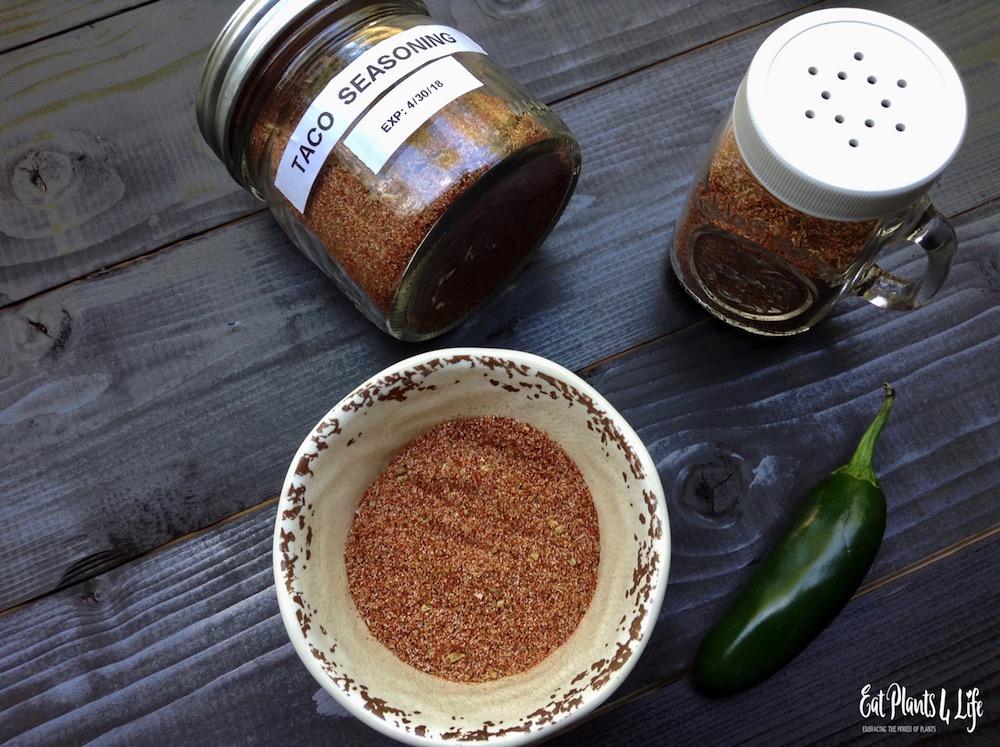 Toxic Tacos Anyone? Homemade Taco Seasoning with Eat Plants 4 Life 11