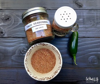 homemade taco seasoning 3