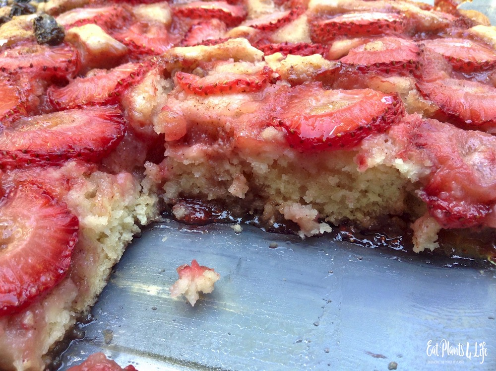 strawberry coffee cake 9
