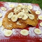 Breakfast For Dinner: Sweet Potato Pancakes