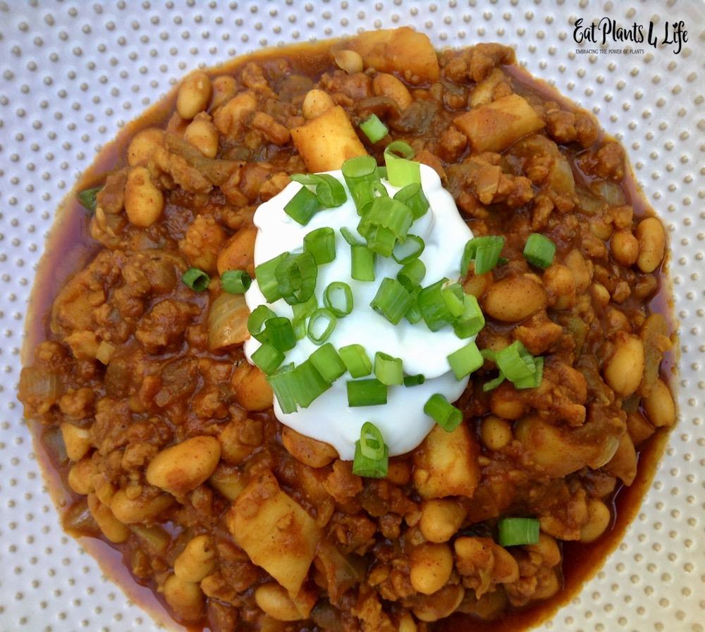 Vegan Pumpkin Chili 4