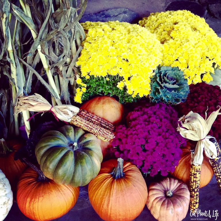 Vegan Thanksgiving: Here Comes Thanksgiving… EatPlants4Life 2