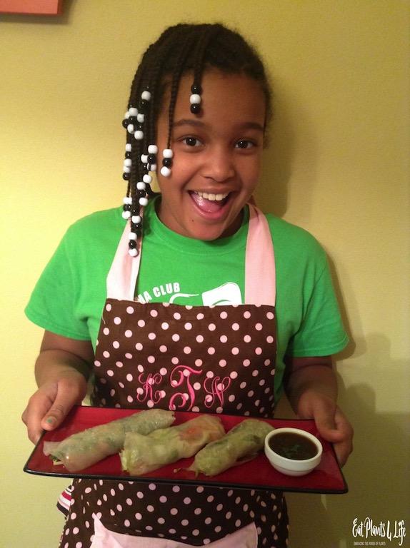 Passing the Baton | Raising Your Child Vegan | Eat Plants 4 Life