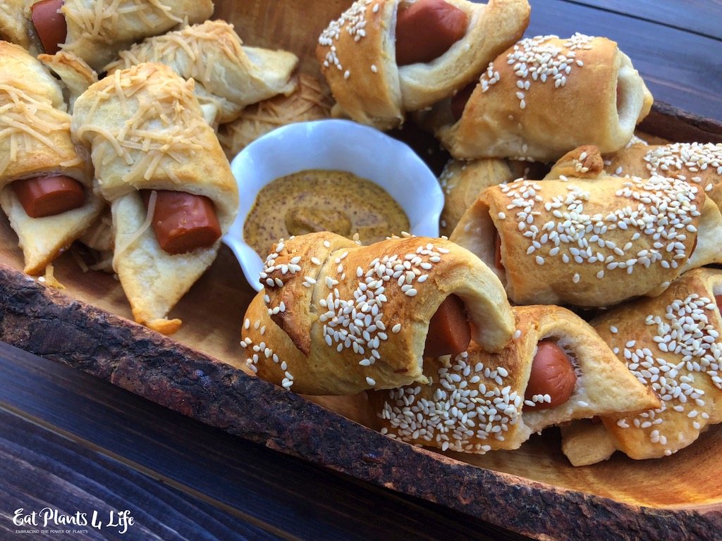 vegan Pigs In A Blanket 3
