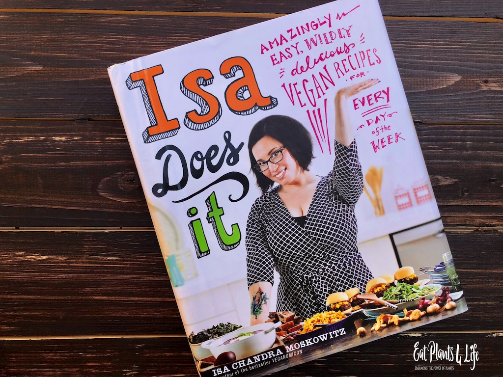 Vegan chefs, Isa Chandra Moskowitz - Isa Does It - vegan recipes