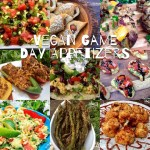 10 Vegan Game Day Appetizers