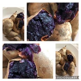 A Longevity Snack – Japanese Purple Sweet Potatoes, Or Okinawa Sweet Potatoes