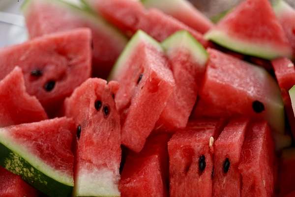 Health Benefits of Water Melon