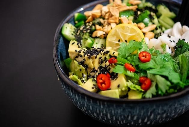 Vegan Protein Bowl