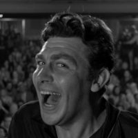"""A Face In The Crowd"" [1957, Andy Griffith, Patricia Neal, Walter Matthau] #50FromThe50s"