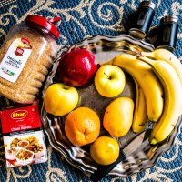 My Mom's Simple Fruit Chaat Recipe