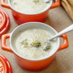 broccoli chedder soup