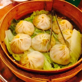 Pork Xiao Long Bao from Joe's Shanghai