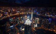 Shanghai: 'On Top of the Stars', 10pm, by Paul Reiffer