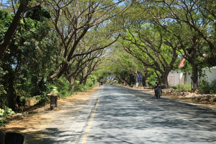 Road trip from Chennai to pondicherry