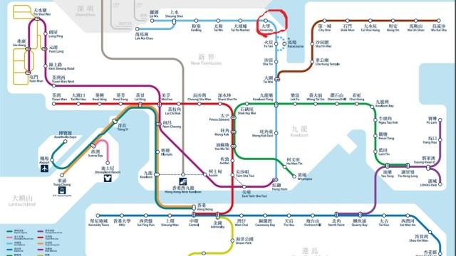 香港MTR