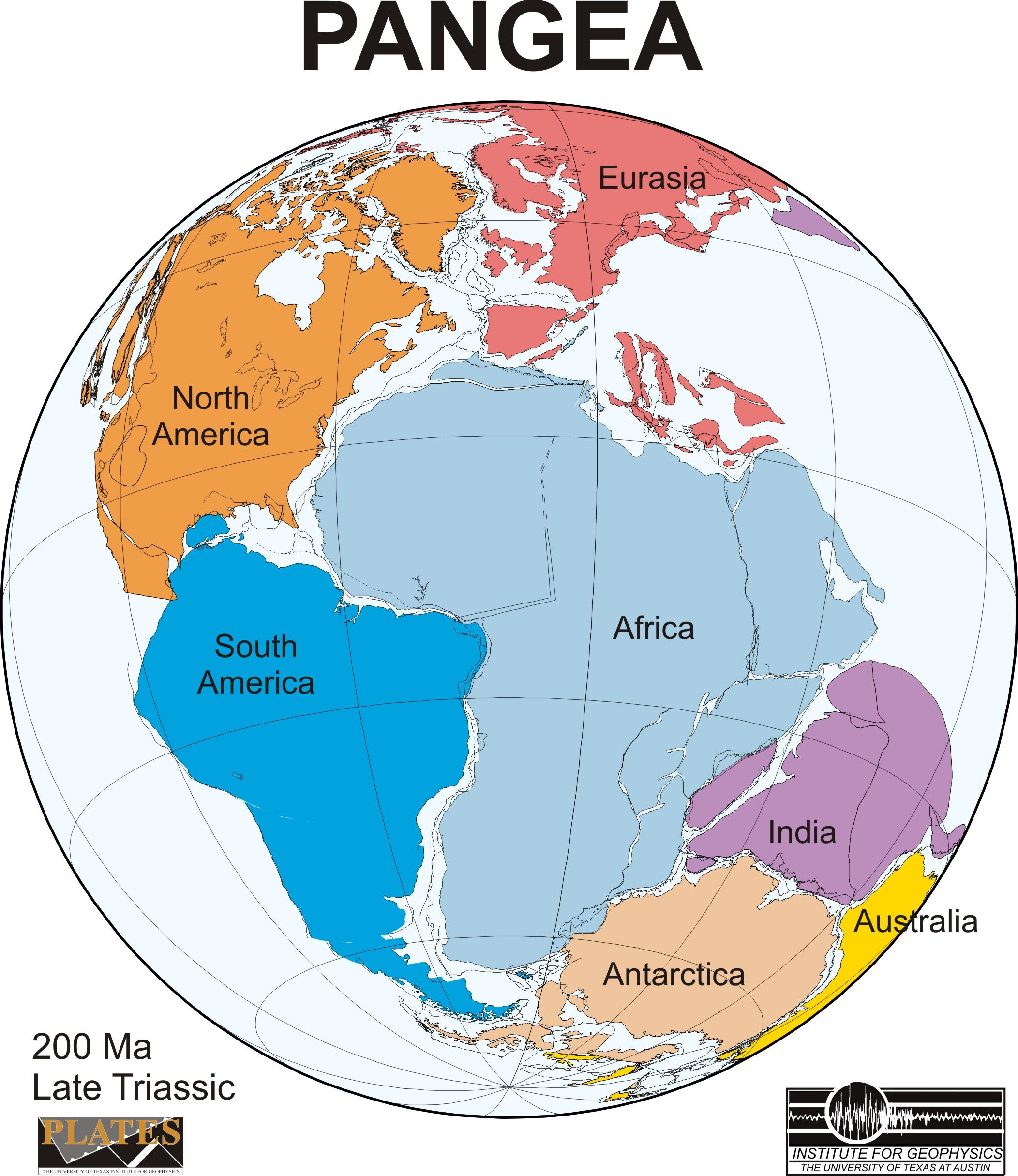 Pangea Maps