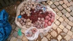Especias etíopes (mostazilla, guindilla, etc.) y café. Foto: eaTropía