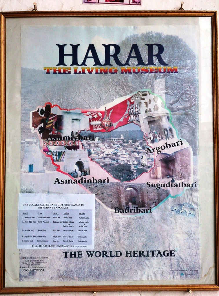 Puertas de Harar. Foto: eaTropía