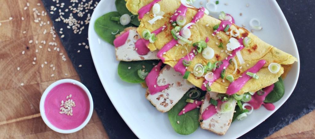 Vegane Pfannkuchen meal planner
