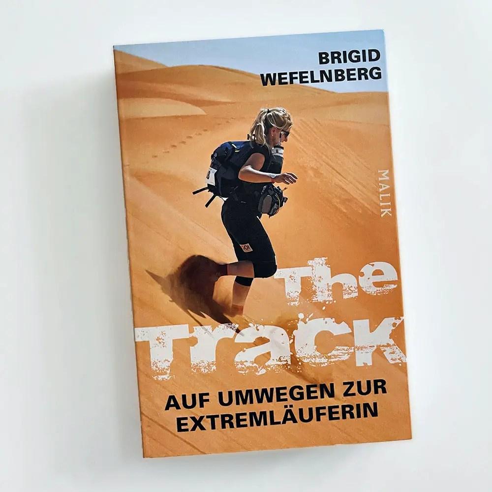 The Track Brigid Wefelnberg Trailrunning Bücher