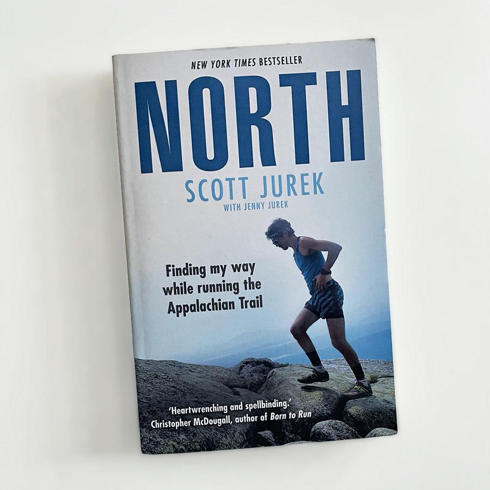 North Scott Jurek Trailrunning Bücher