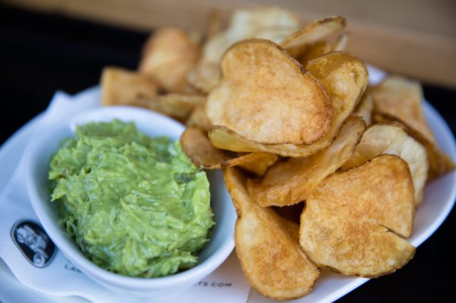 Dungeness crab and avocado dip from Chippy's