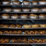 Meat pies and sausage rolls from Bourke Street Bakery