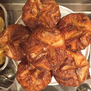 Kouign amann from Flour Bakery + Cafe