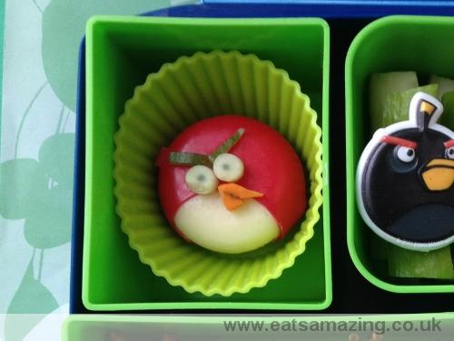 Eats Amazing - Angry Birds Babubel Cheese