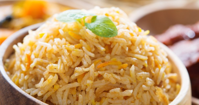 BASIC BIRYANI RICE