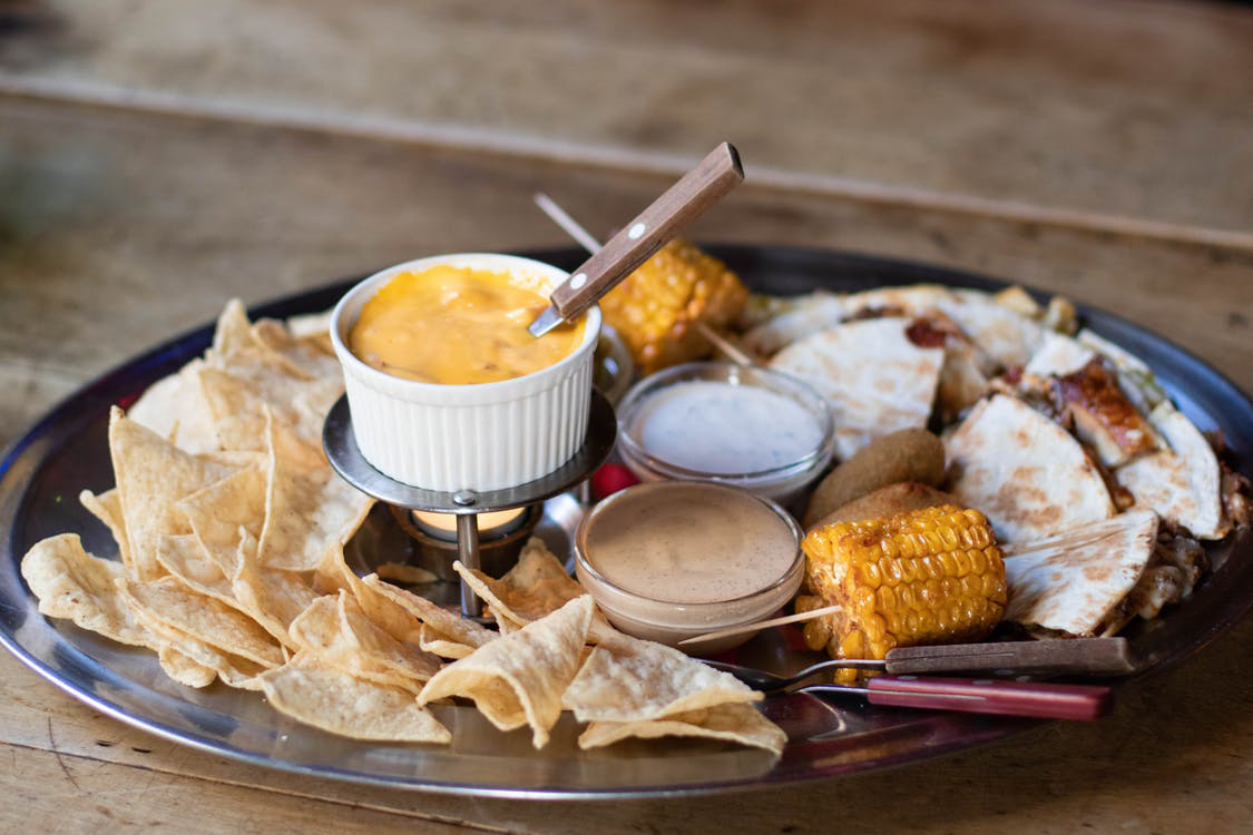 Relation-Dip Goals: Dips To Whip Up for Date Night with Bae