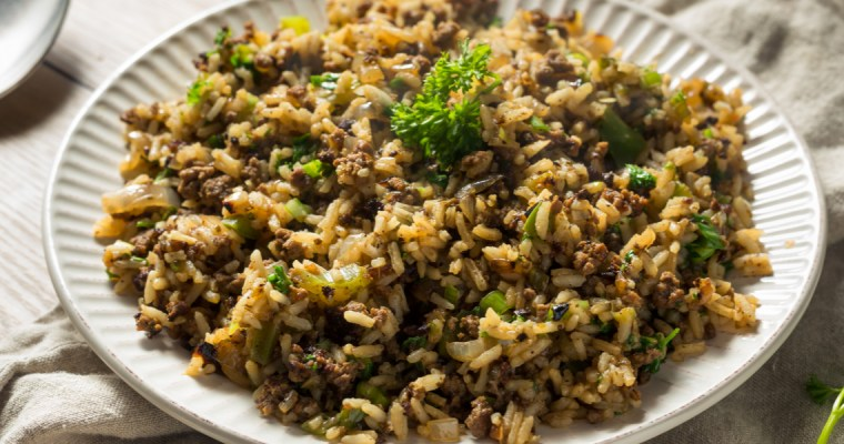 EASY DIRTY RICE
