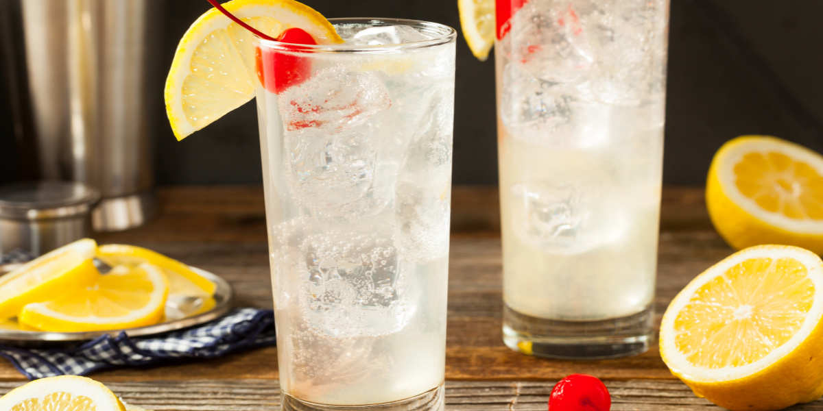 VODKA TOM COLLINS