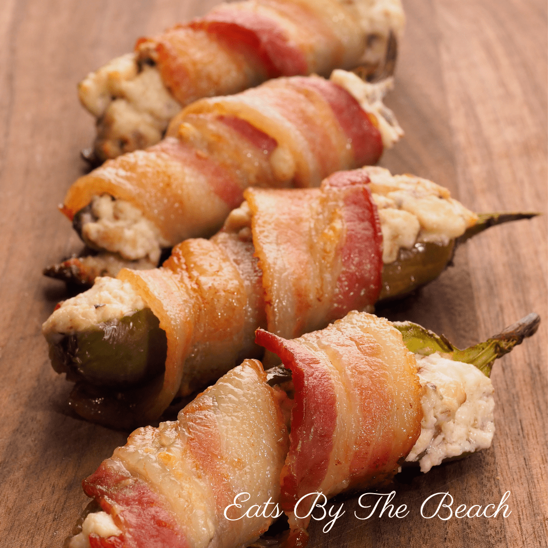 Boost Your Appetite With These Flavor Bursting Jalapeno Poppers
