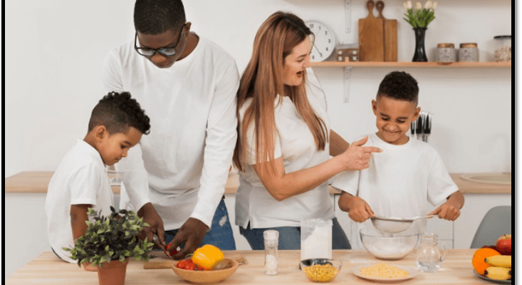 Want To Keep The Kids Busy? Have 'Em Join You In The Kitchen