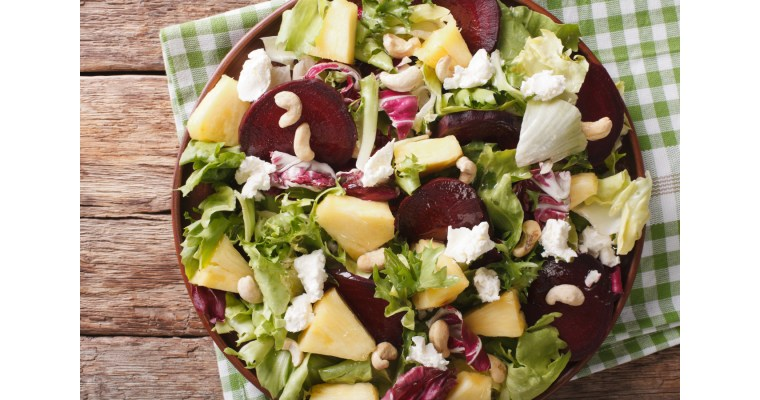 TROPICAL BEET SALAD