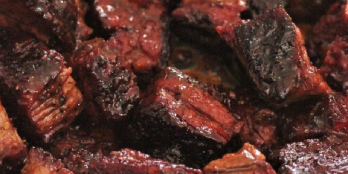 BURNT ENDS aka:  Meat Candy