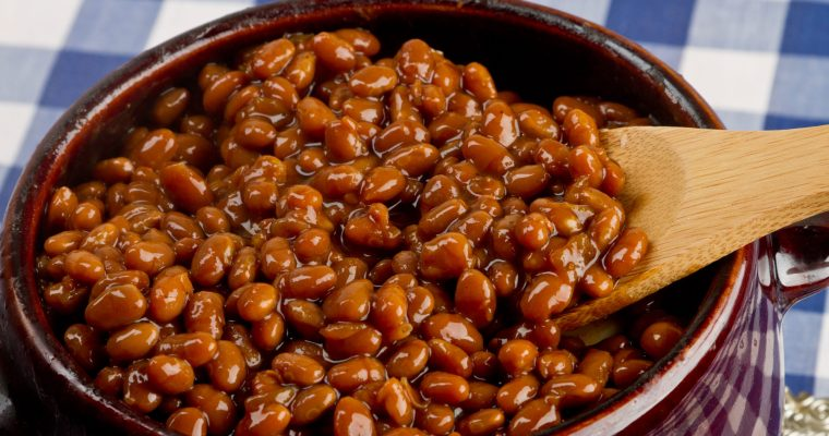 KANSAS CITY STYLE BARBECUE BEANS