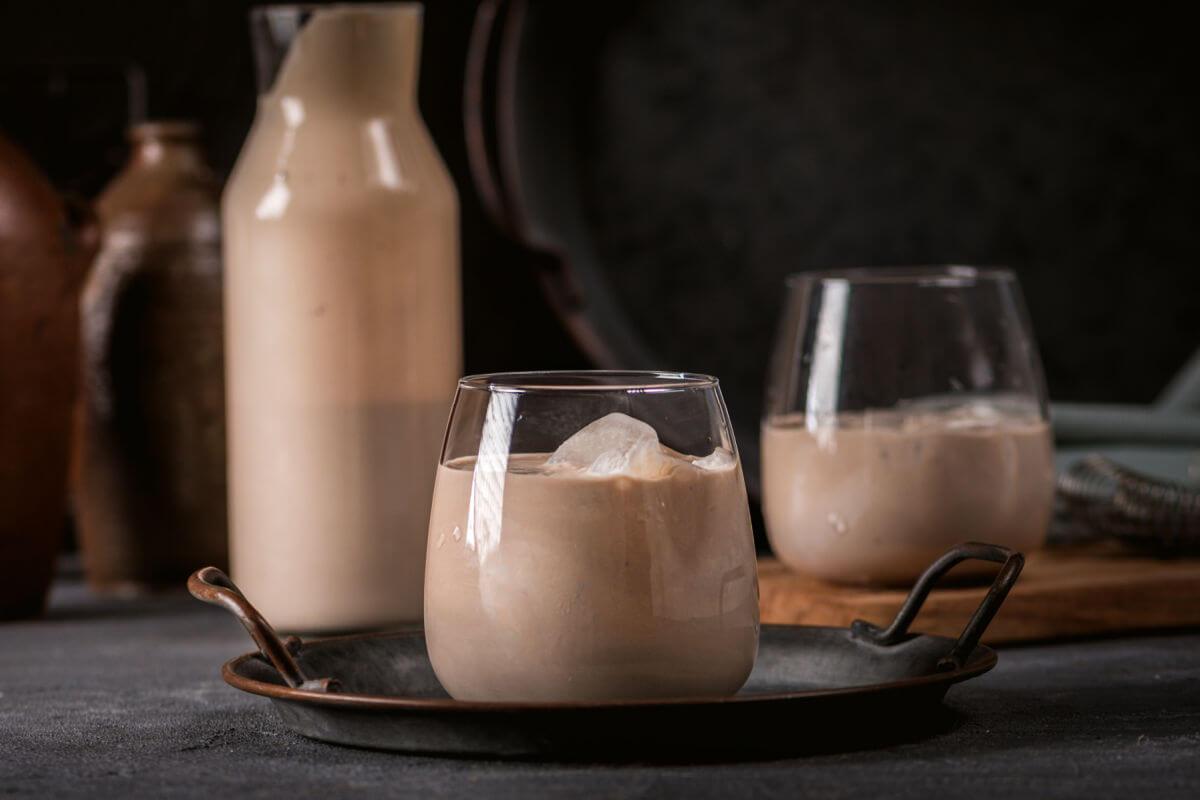 Father's Day Menu - Espresso Irish Cream Nightcap